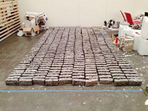 Paper Brick Experiments